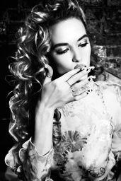 Hannah Ferguson - Wonderland Magazine Spring 2017
