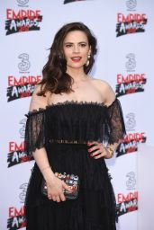 Hayley Atwell – Three Empire Awards in London 3/19/ 2017