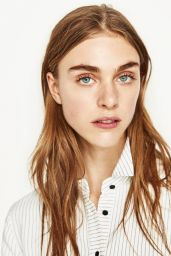 Hedvig Palm - Zara Spring 2017 Collection