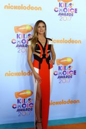 Heidi Klum – Nickelodeon's Kids' Choice Awards in Los Angeles 03/11/ 2017