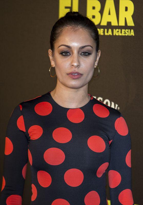 "Hiba Abouk – ""El Bar"" Movie Premiere in Madrid 3/22/ 2017"