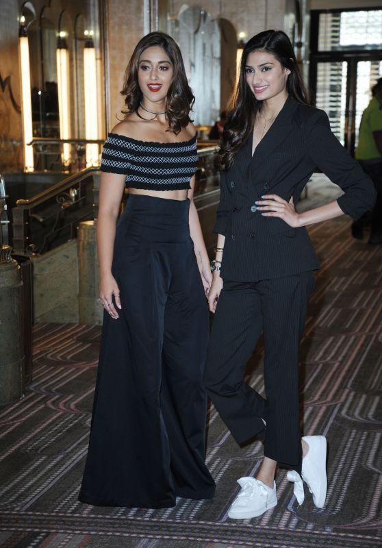 Ileana D'Cruz & Athiya Shetty -