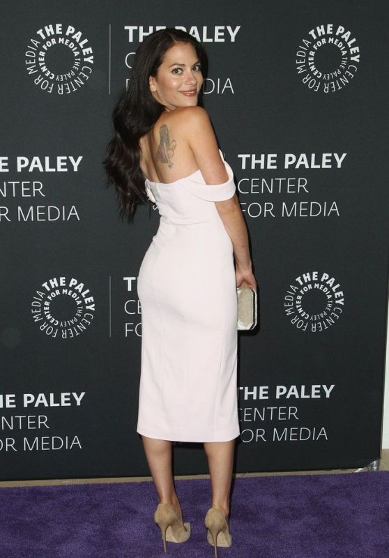 Inbar Lavi - Prison Break Screening at The Paley Center in Beverly Hills 3/29/2017