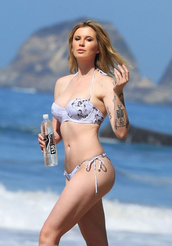 Ireland Baldwin Bikini Photoshoot for 138 Water - Malibu 3/27/2017