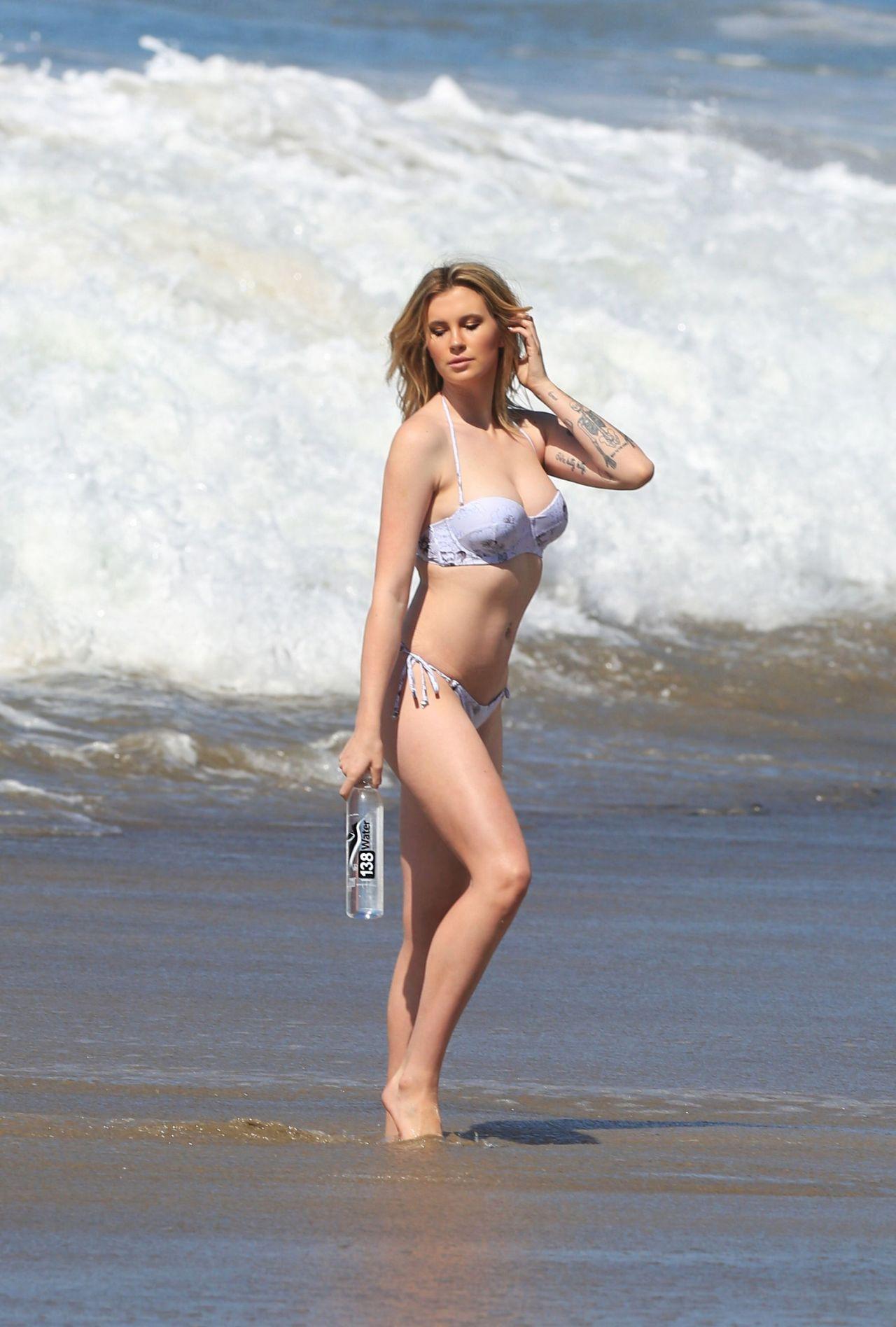 Ireland Baldwin Bikini Photoshoot For 138 Water Malibu 3