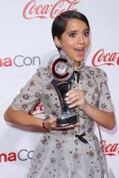 Isabela Moner - CinemaCon Big Screen Achievement Awards at Caesars Palace in Las Vegas 3/30/2017