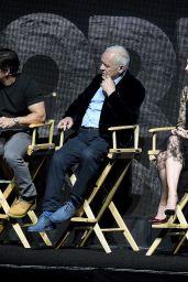 "Isabela Moner - ""Transformers"" Presentation at CinemaCon in Las Vegas 3/28/2017"