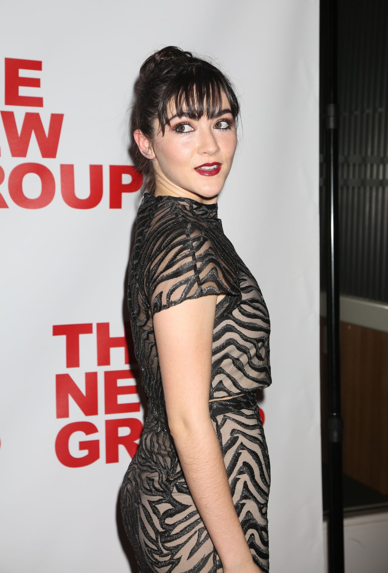 Isabelle Fuhrman at 'All The Fine Boys' Opening Party in ...
