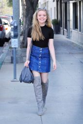 Jade Pettyjohn Cute Style - West Hollywood 3/19/2017