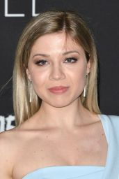 Jennette McCurdy at 'Before I Fall' Premiere in Los Angeles 3/1/ 2017