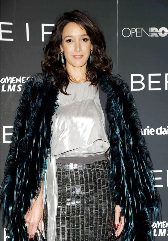Jennifer Beals at 'Before I Fall' Special Screeing in NYC 2/28/ 2017