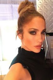 Jennifer Lopez – Facebook and Instagram Photos 3/28/2017