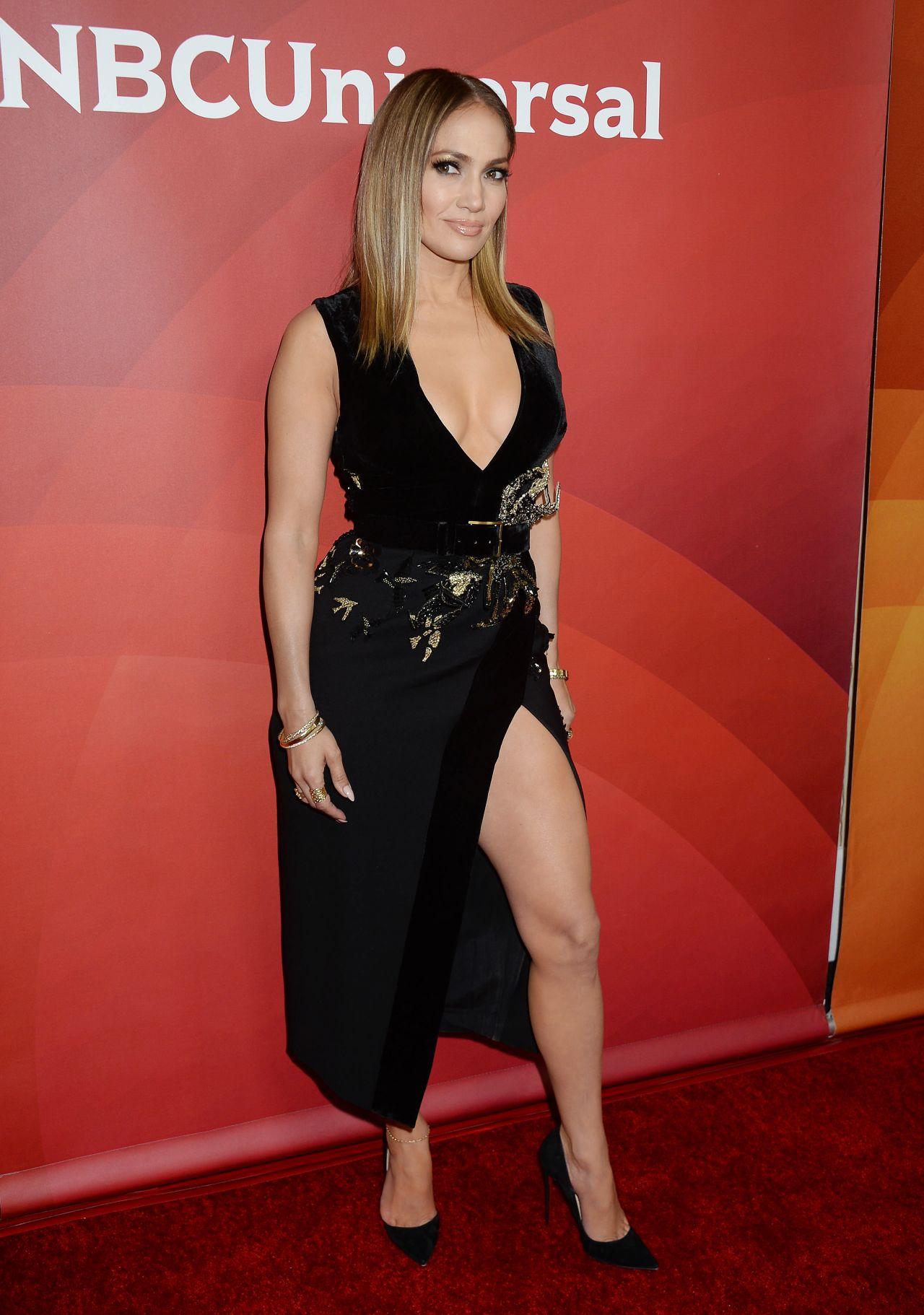 Jennifer Lopez - NBCUn...