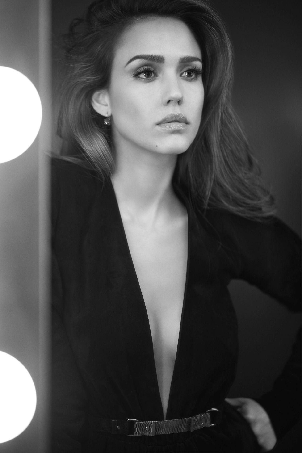 Jessica Alba - Harper's Bazaar Mexico March 2017 HQ Photos Jessica Alba