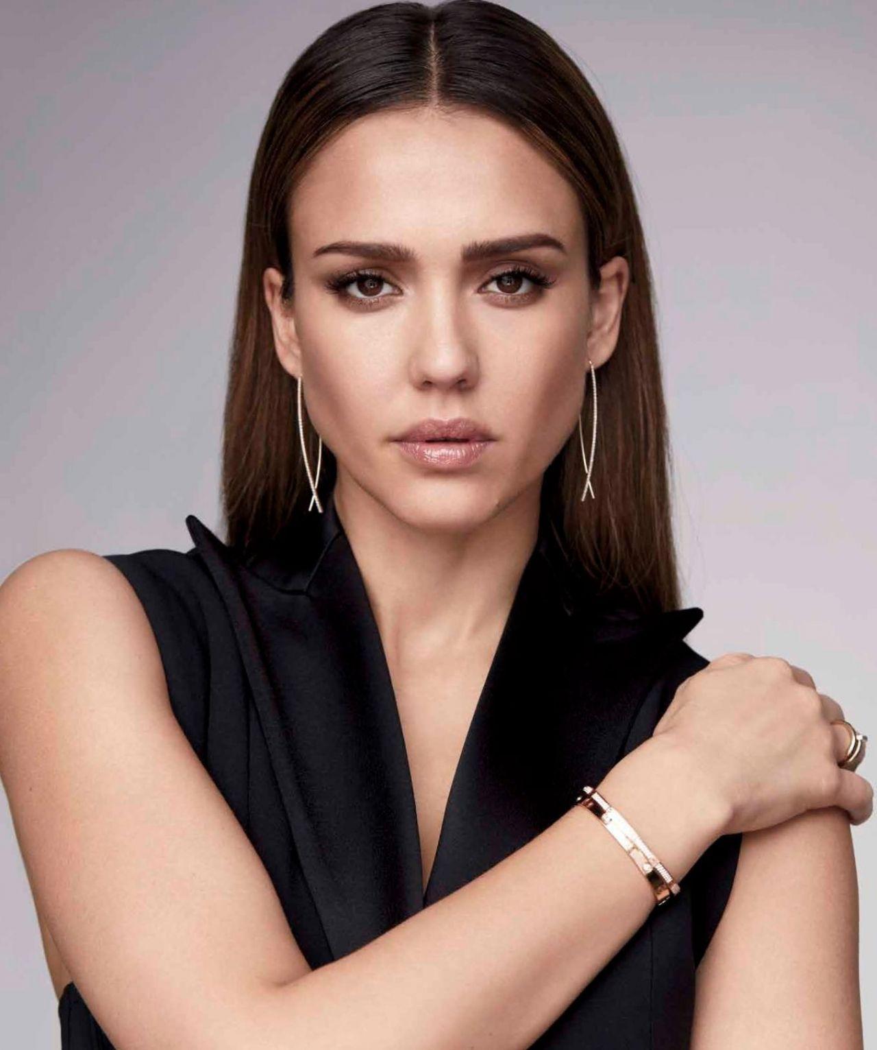 Jessica Alba - Harper's Bazaar Mexico March 2017 Issue and ... Jessica Alba