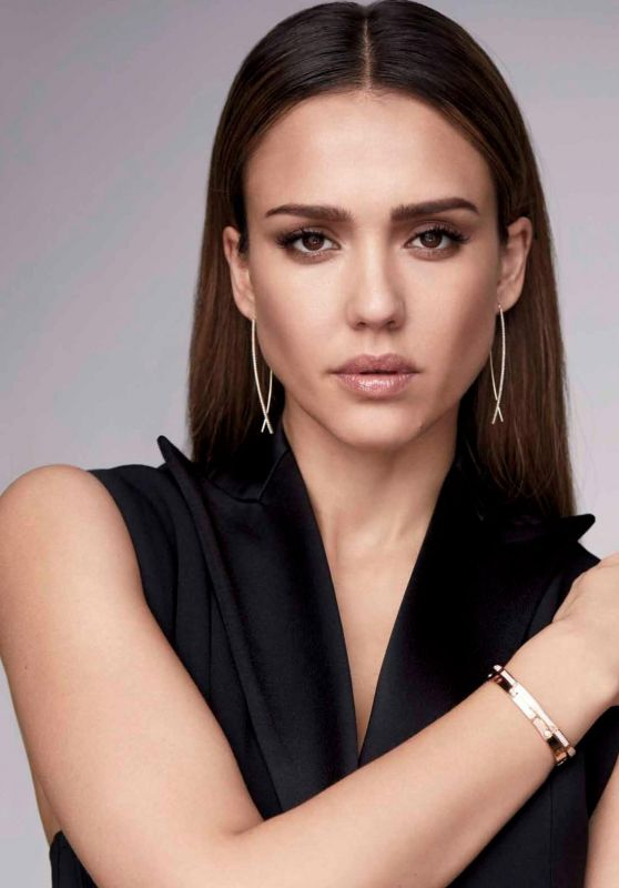 Jessica Alba - Harper's Bazaar Mexico March 2017 Issue and Photos