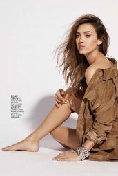 Jessica Alba - Madame Figaro March 2017 Issue