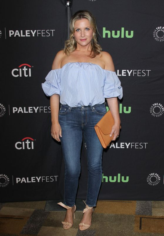 Jessica Capshaw at Media's 34th Annual PaleyFest Los Angeles 3/19/ 2017
