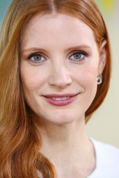 Jessica Chastain Appeared on