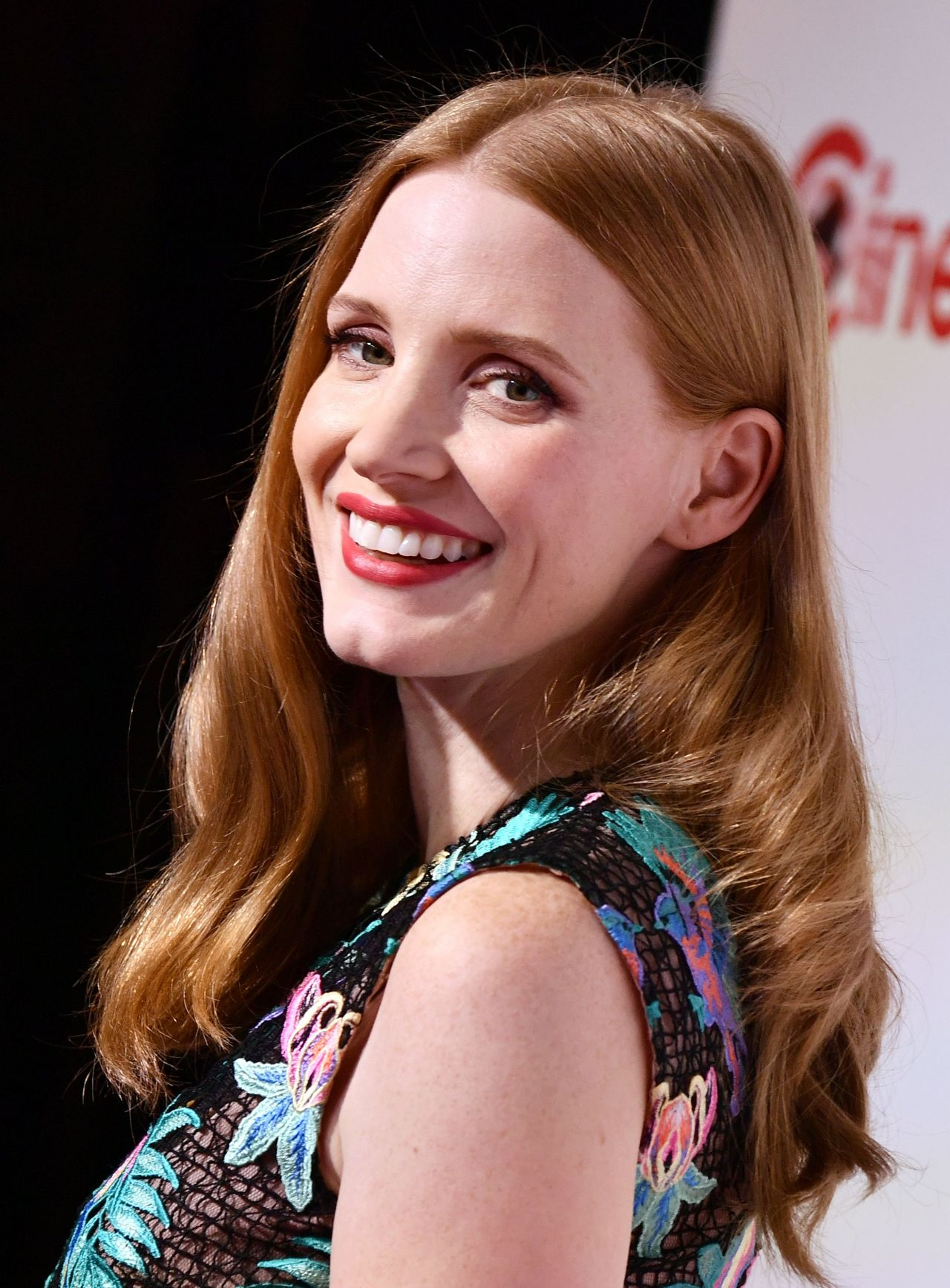 Jessica Chastain – Big Screen Achievement Awards at ... Jessica Chastain