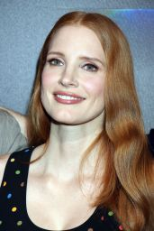 """Jessica Chastain - """"The State of the Industry"""" Presentation at CinemaCon in Las Vegas 3/28/2017"""