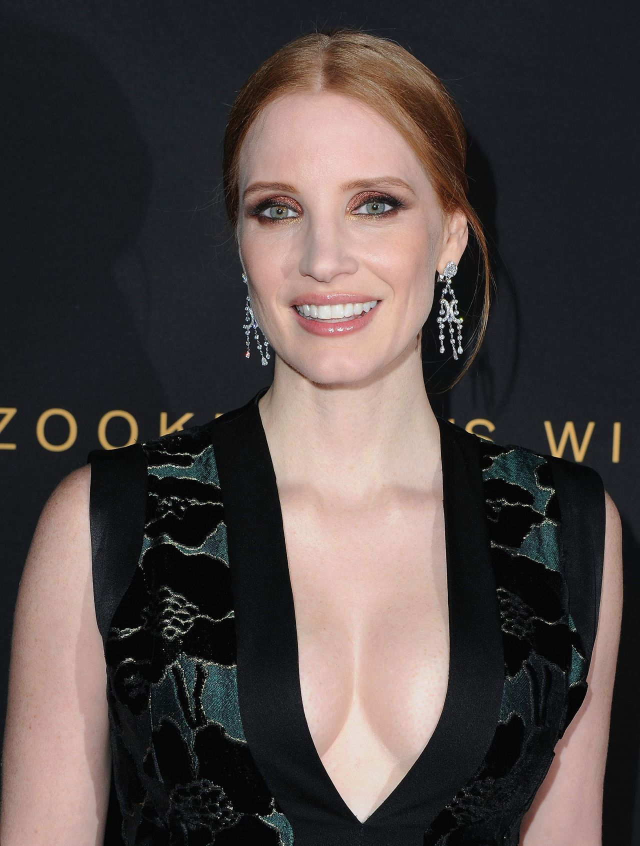 "Jessica Chastain - ""The Zookeper's Wife"" Premiere in ... Jessica Chastain"