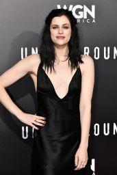 Jessica de Gouw – 'Underground' TV Series Season 2 Premiere in Los Angeles 2/28/ 2017