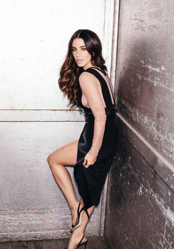 Jessica Lowndes - Celebrity Social Media 3/9/ 2017