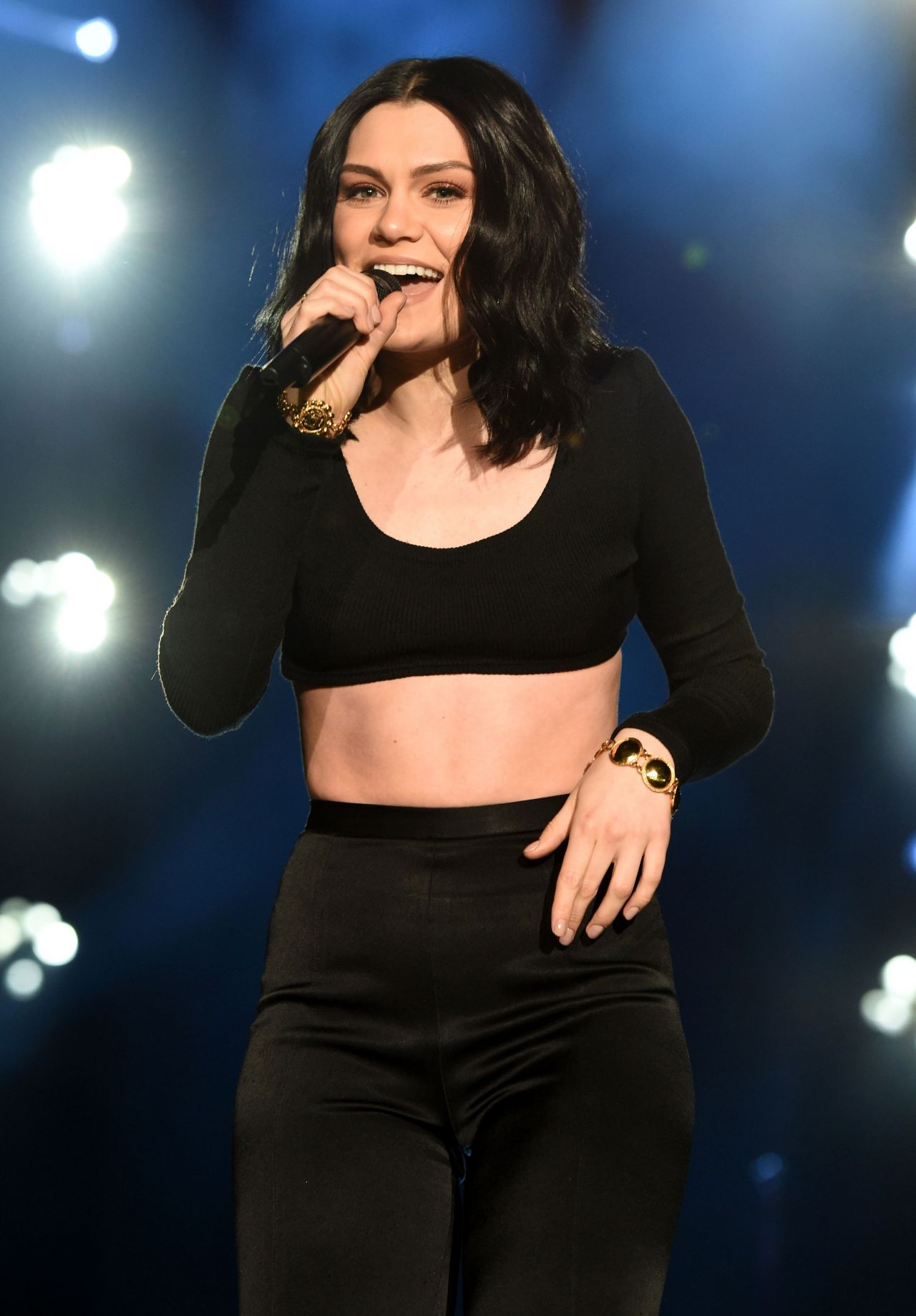 Jessie J We Day Show At Wembley Arena In London 3 22 2017