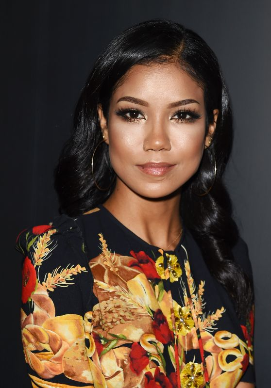 Jhene Aiko – Dolce & Gabbana Event in Beverly Hills, March 2017