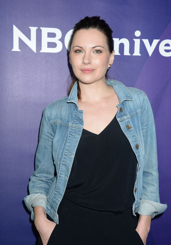 Jill Flint – NBCUniversal Summer Press Day in Beverly Hills 3/20/ 2017