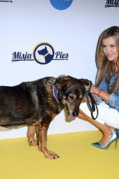 Joanna Krupa - Promoting New Television Show
