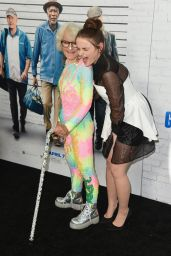 """Joey King - """"Going in Style"""" Film Premiere in New York 3/30/2017"""