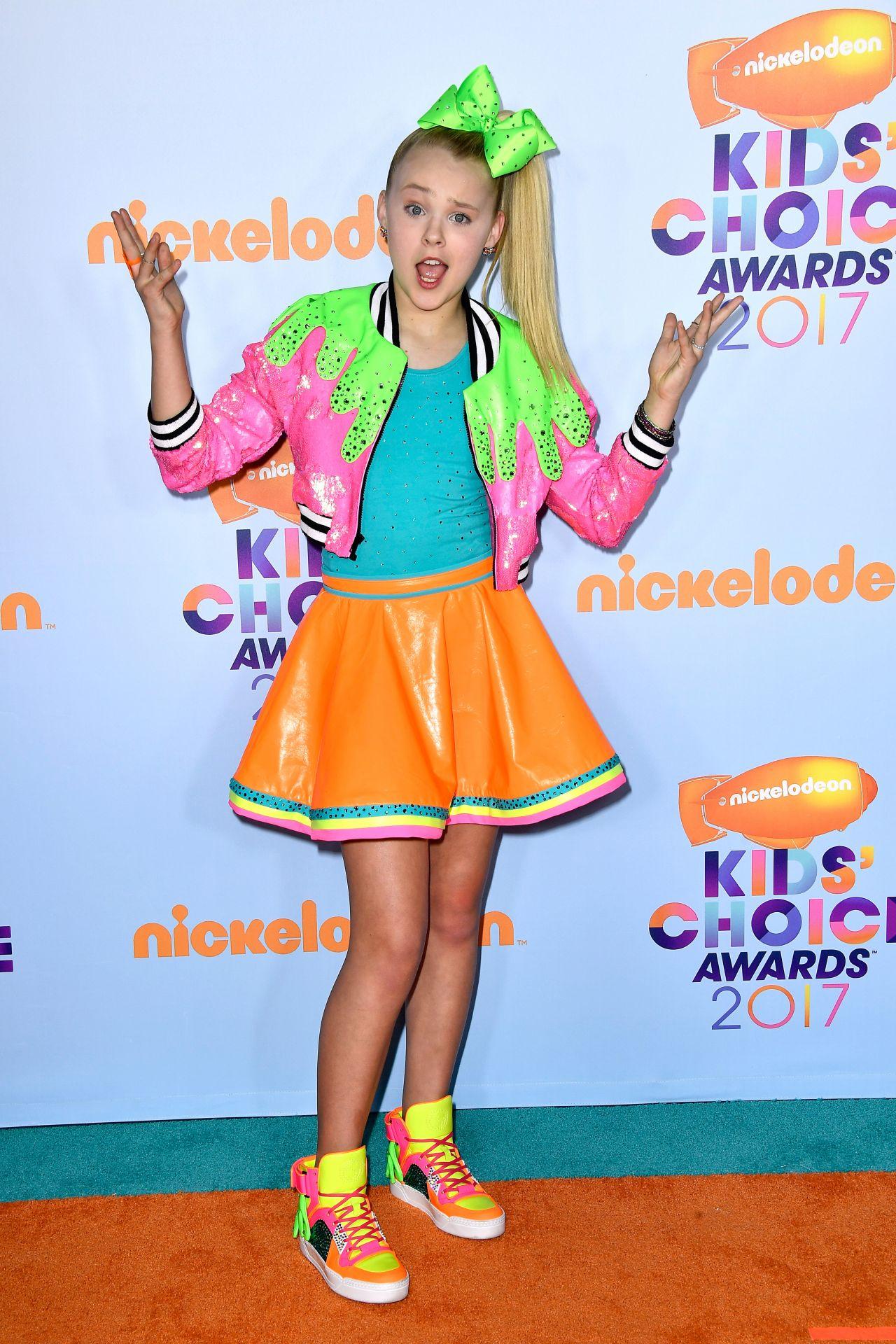 Jojo Siwa Nickelodeon S Kids Choice Awards In Los