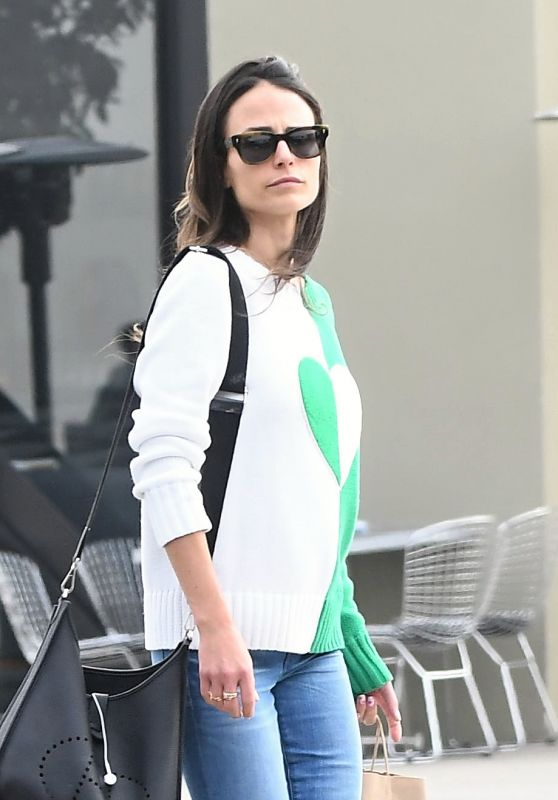 Jordana Brewster - Shopping in Beverly Hills 3/17/ 2017
