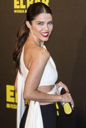 "Juana Acosta - ""El Bar"" Movie Premiere in Madrid 3/22/ 2017"