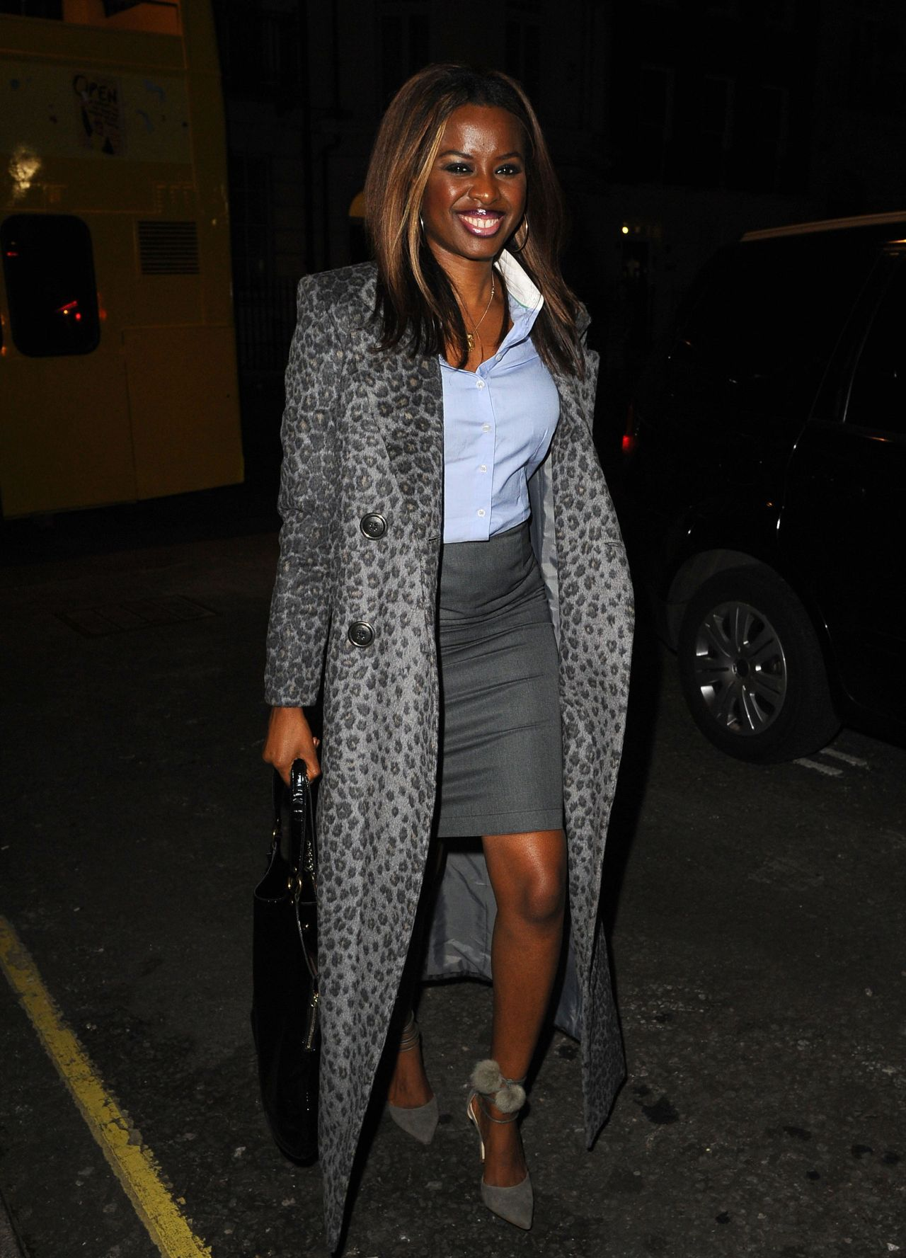 June Sarpong At Women S University Club In London 3 10 2017