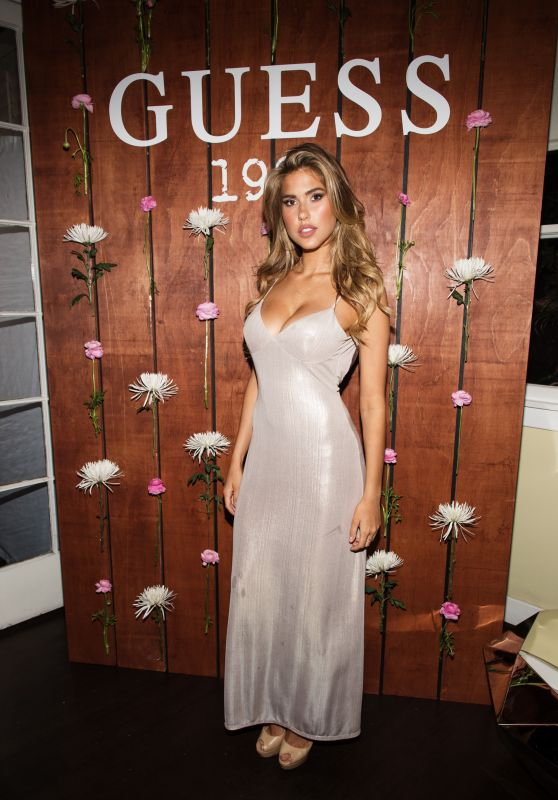 Kara Del Toro – GUESS 1981 Fragrance Launch in LA 3/21/ 2017