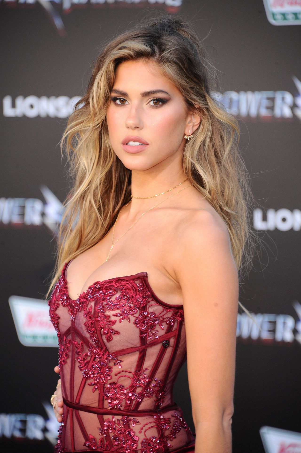 Kara Del Toro Power Rangers Premiere In Los Angeles 3
