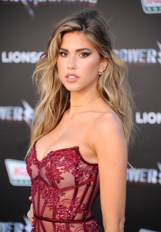 "Kara Del Toro – ""Power Rangers"" Premiere in Los Angeles 3/22/ 2017"