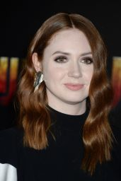 "Karen Gillan - ""Jumanji: Welcome to the Jungle"" Photocall at Cinemacon in Las Vegas 3/27/2017"
