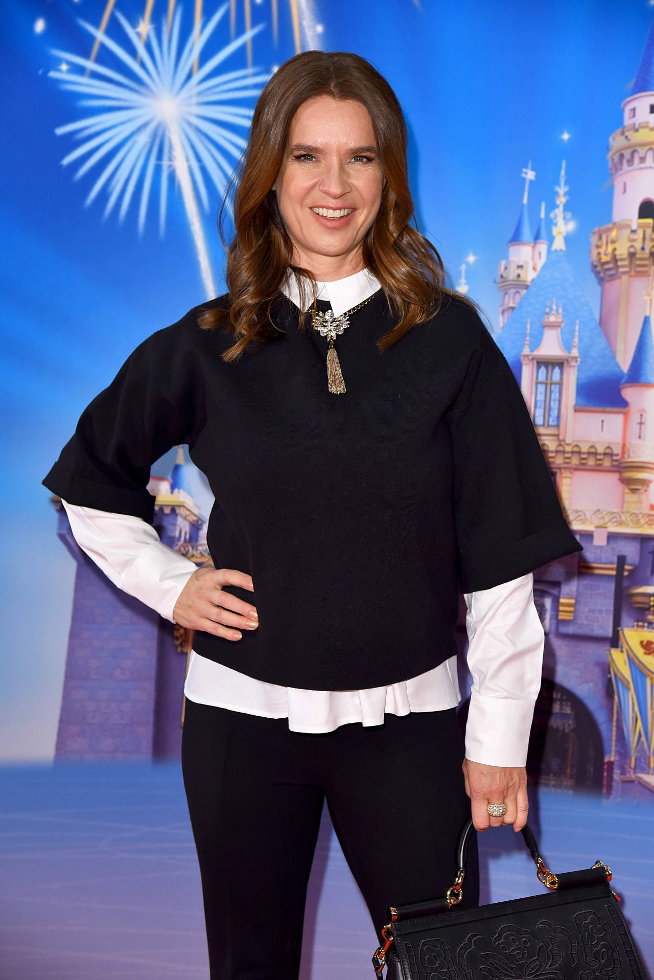 Katarina Witt at 'Disney on ice' Premiere in Velodrom, Berlin 3/2/ 2017