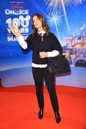 Katarina Witt at 'Disney on ice' Premiere in Velodrom, Berlin 3/2/ 2017