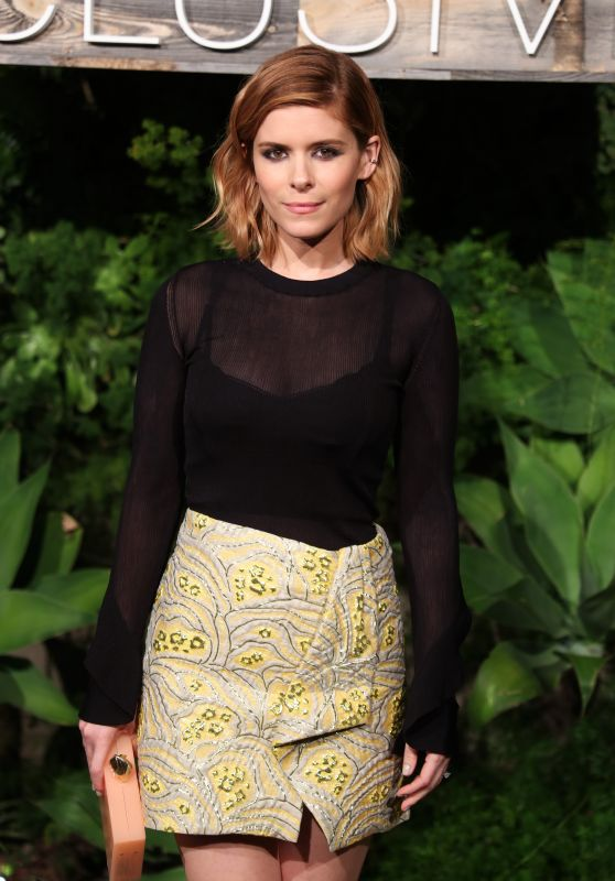 Kate Mara - H&M Conscious Exclusive Collection Dinner in LA 3/28/2017