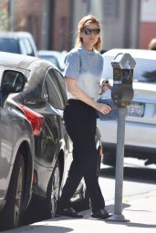 Kate Mara - Out in West Hollywood 3/30/2017