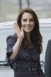 Kate Middleton Visit