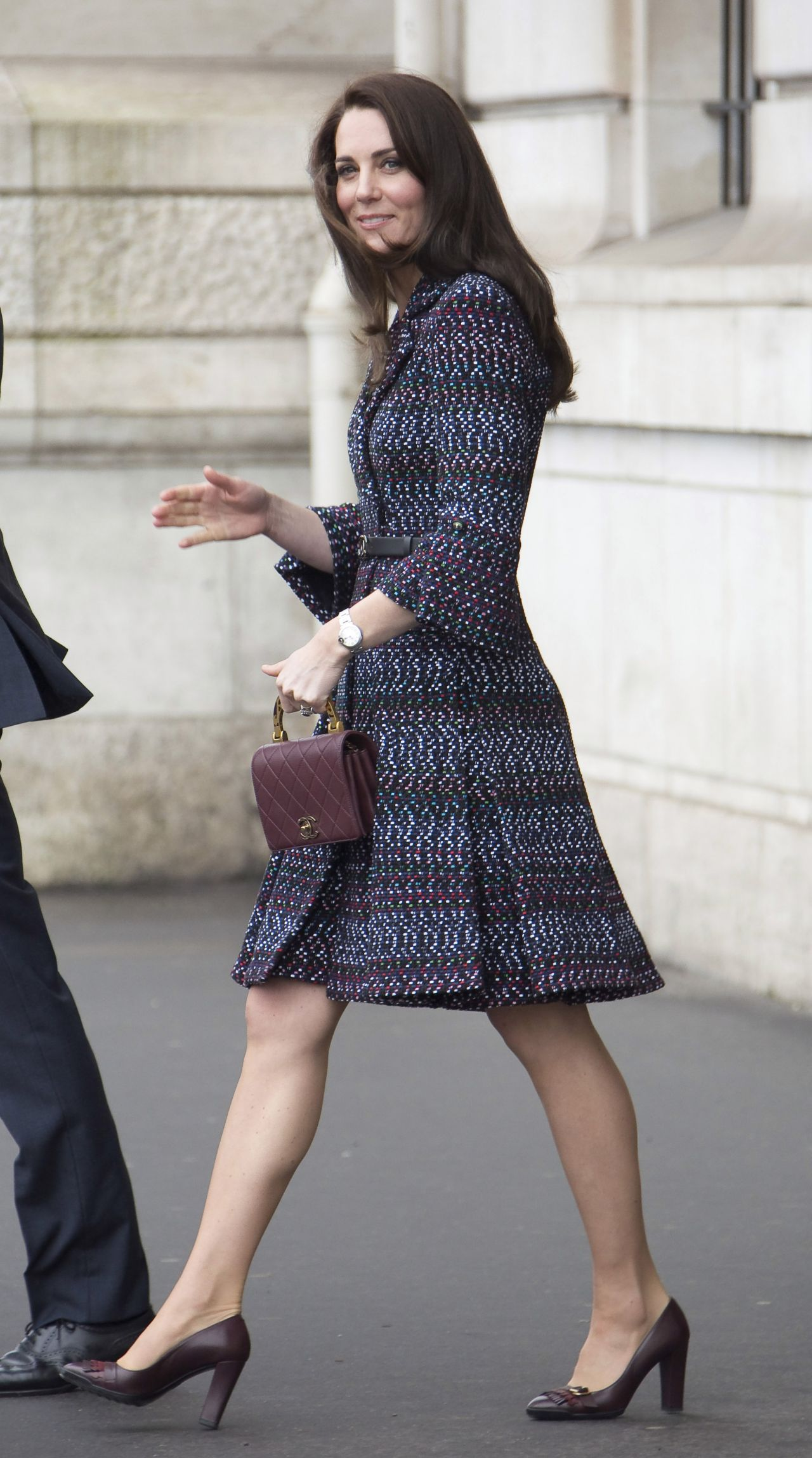 Kate Middleton Visit Musee D Orsay In Paris 3 18 2017