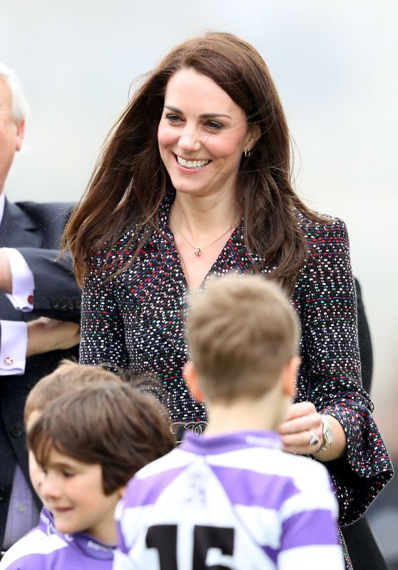 Kate Middleton Visits