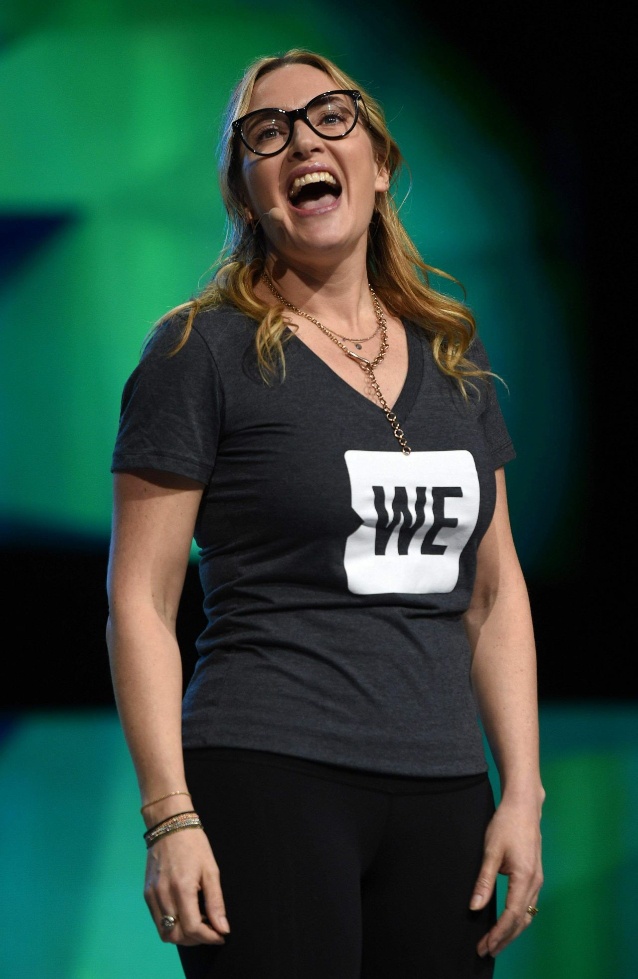 Kate Winslet - Performing WE Day Wembley March 3/22/ 2017