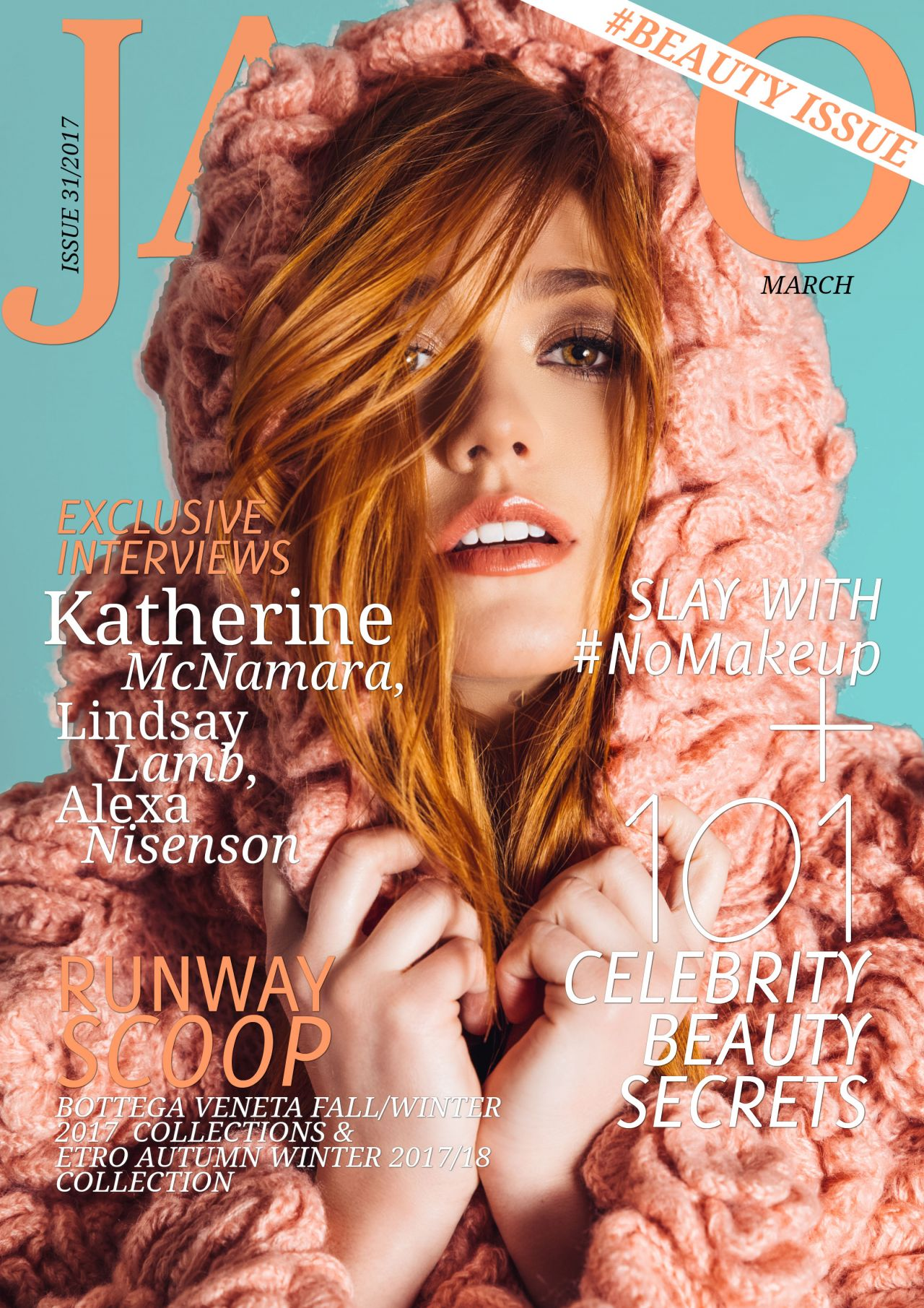 March 2017 Popsugar Must Have Box Review: Jamo Magazine March 2017 Cover And Photo